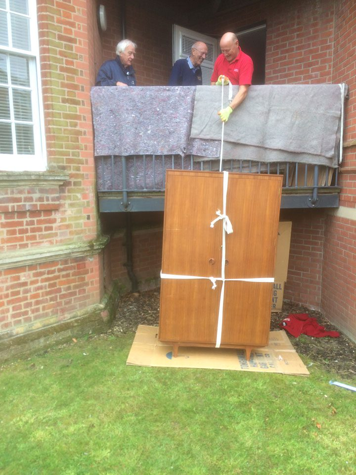Removal in Norwich