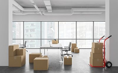Affordable Commercial Office Removal Service