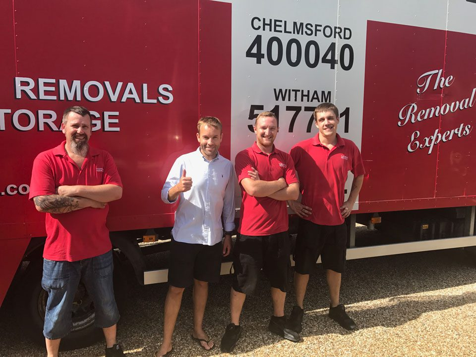 Commercial Removals in Essex
