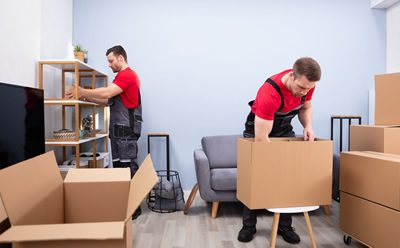 Excellent Packing Service for your move or storage